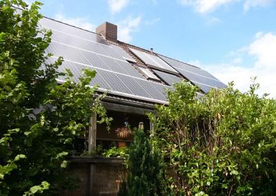 10,64 kWp Photovoltaik in Lindhorst (Stadthagen)
