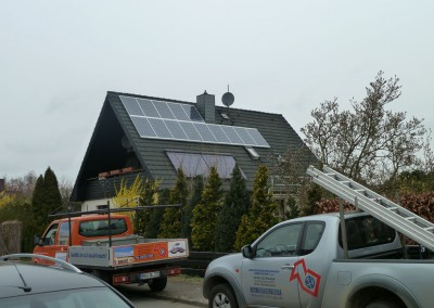3,22 kWp Photovoltaikanlage in Wunstorf (Luthe)