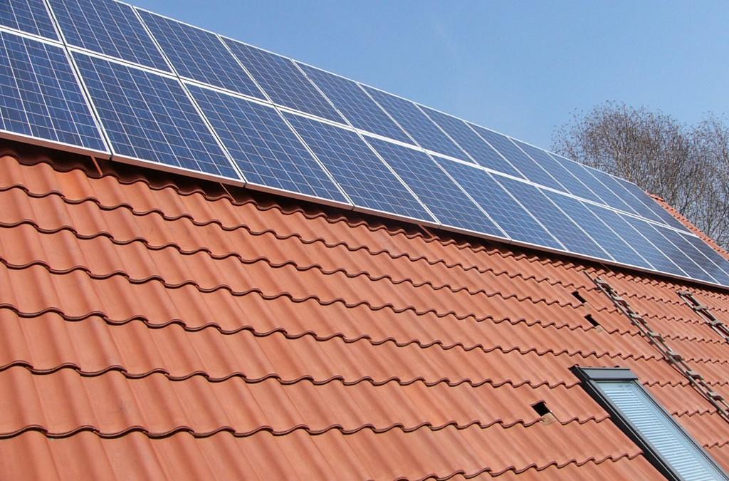 5,64 kWp Photovoltaik in Schloß Ricklingen (Wunstorf)