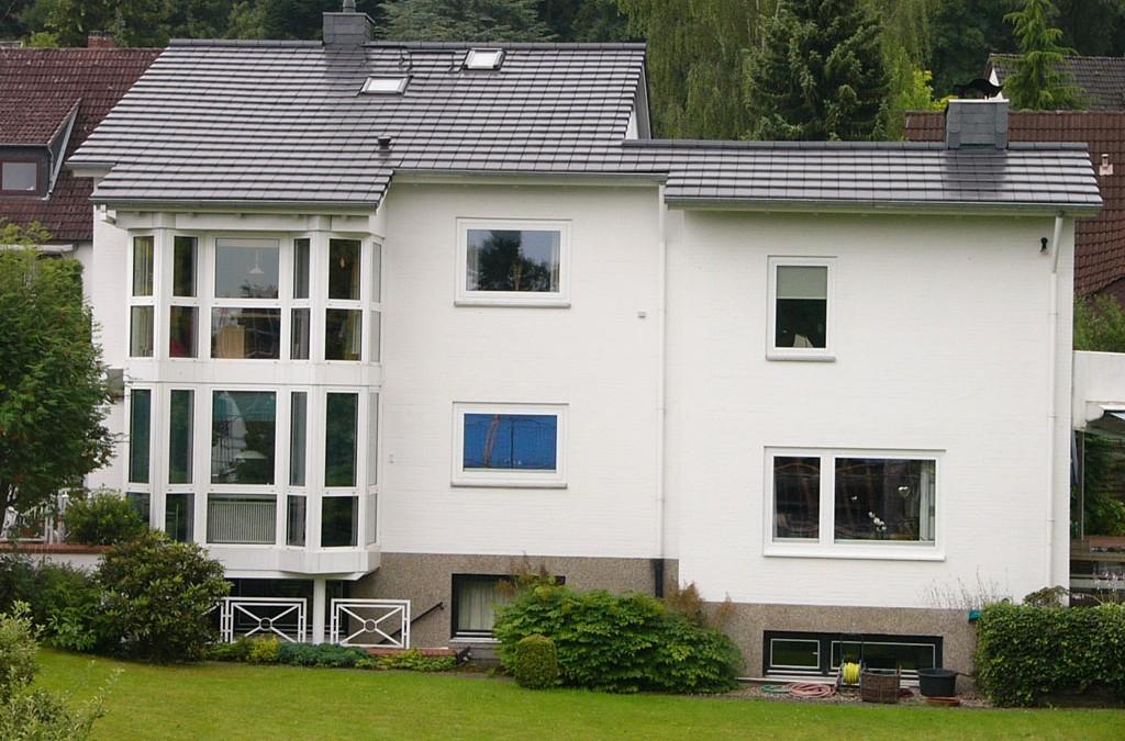 Steildachsanierung in Barsinghausen mit 25,5qm Indach-Solarthermie