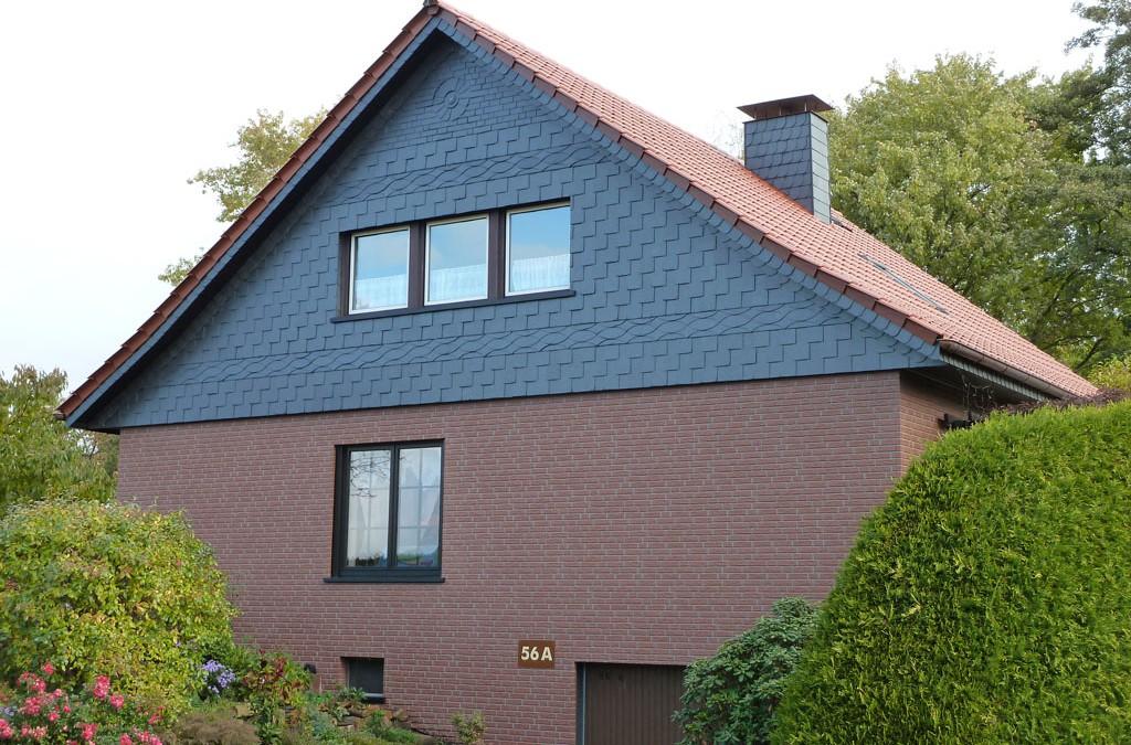 Okalhaus-Sanierung (Dach & Fassade) in Waltringhausen (Bad Nenndorf)