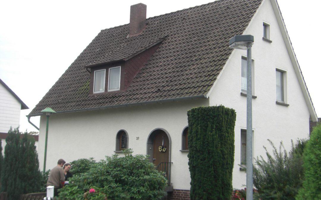 Ziegeldachsanierung mit Aufsparrendämmung in Barsinghausen (Wennigsen)