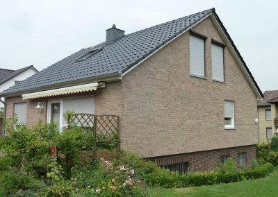 Dachsanierung nach erfolgter, mangelhafter Sanierung eines Okal Daches in Barsinghausen